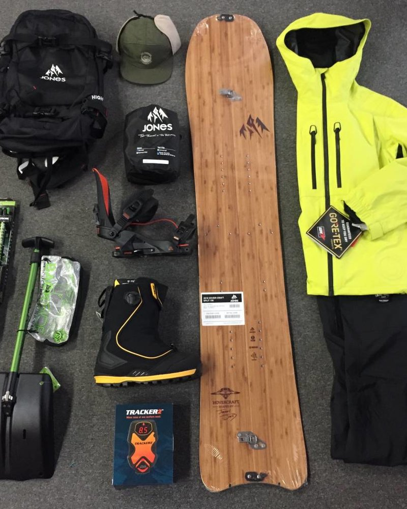 Backcountry Gear You Want