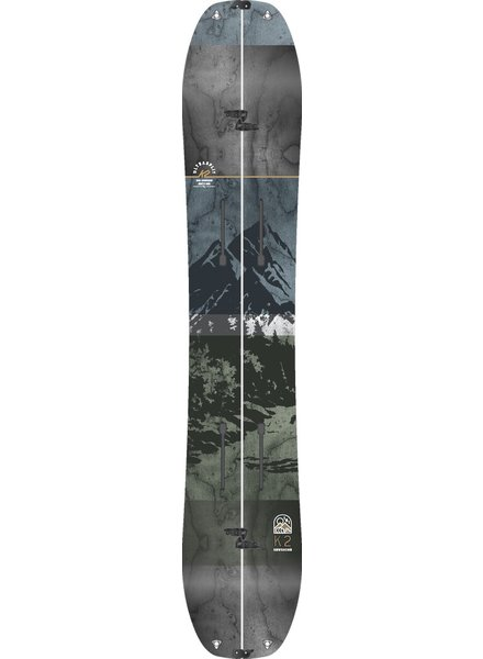 K2 CANADA K2 Ultra Split Snowboard Package