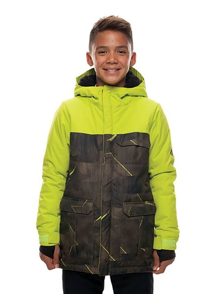 686 686 Boys Backwoods Ins. Jacket