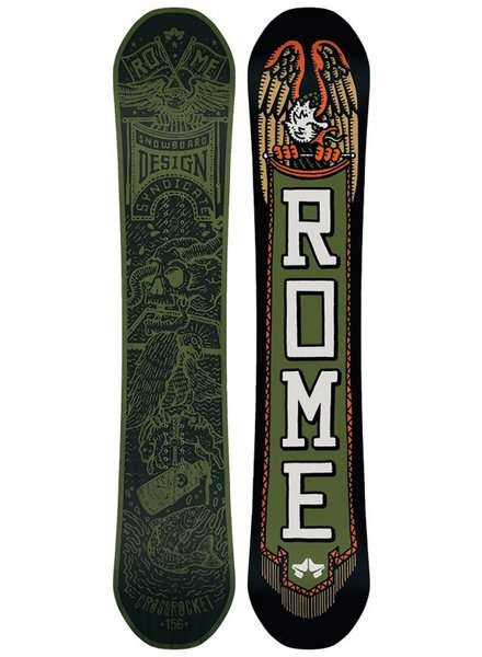 ROME SDS Rome Crossrocket Snowboard