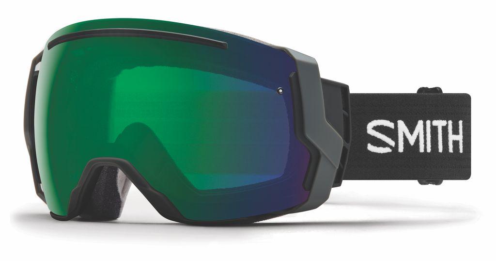 smith optics smith io 7 goggles wbonus storm lens