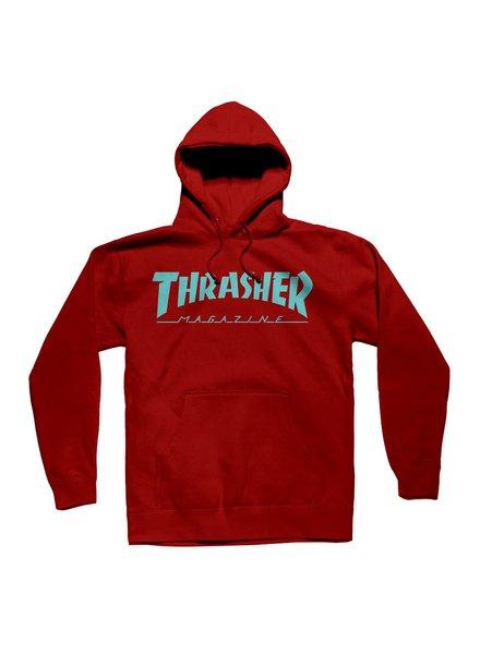 THRASHER Thrasher Skate Mag Hood