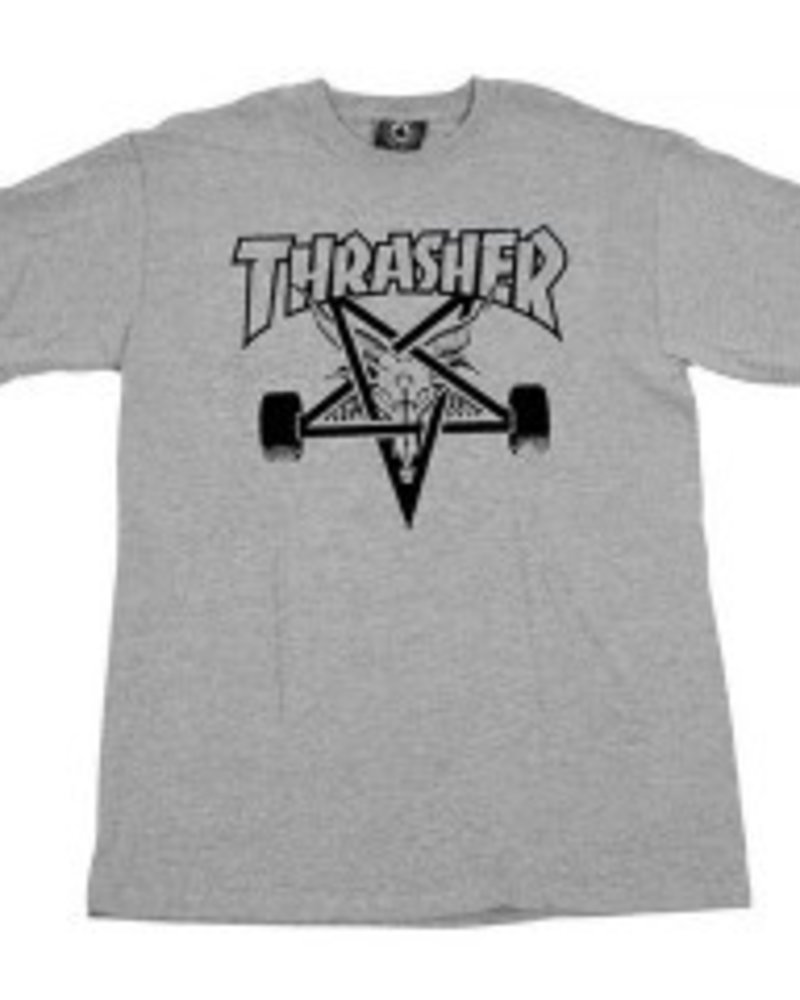 SUPRA DISTRIBUTION Thrasher Skategoat Tee