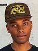 SUPRA DISTRIBUTION Thrasher Snapback Hat