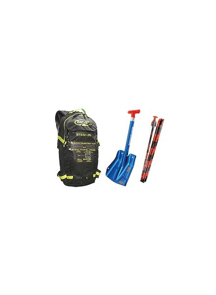 BCA BCA Stash 20 Kit (Pack, Shovel, Probe)