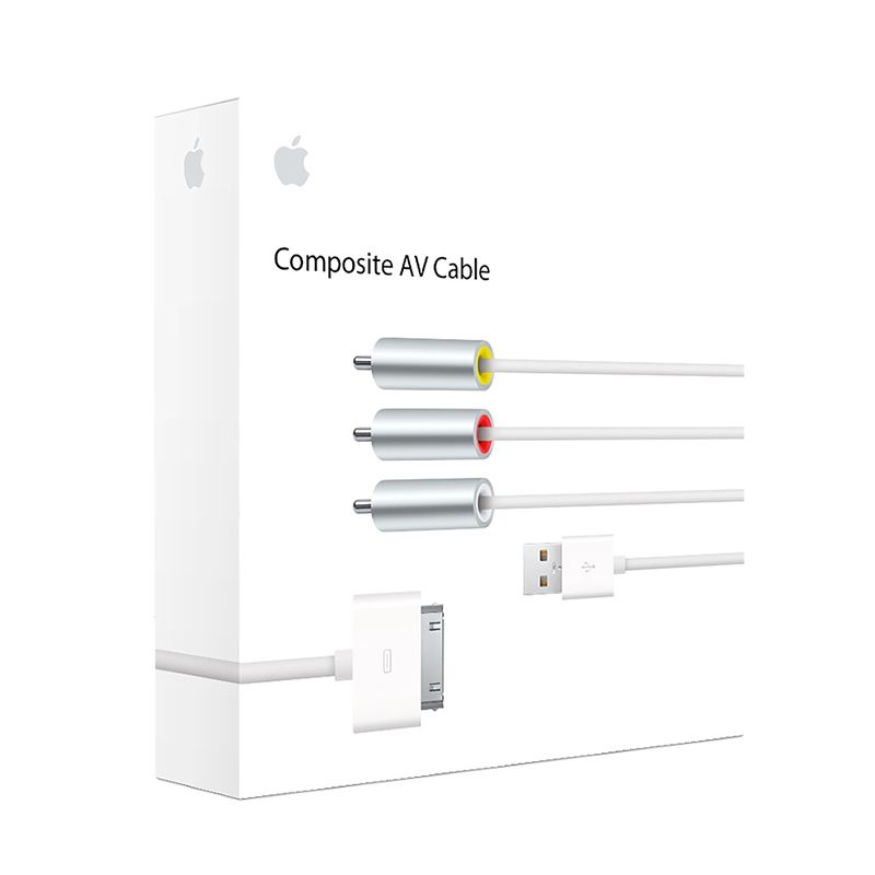 Apple Apple Composite AV Cable