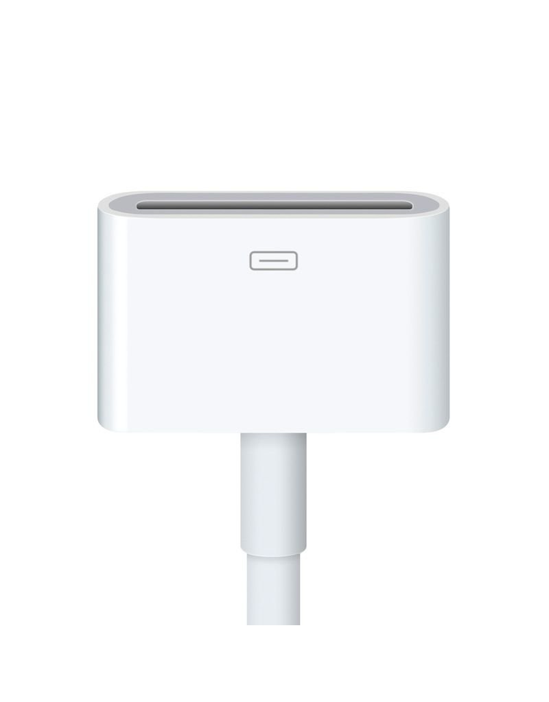 Apple Apple Lightning to 30-pin Adapter (0.2 m)