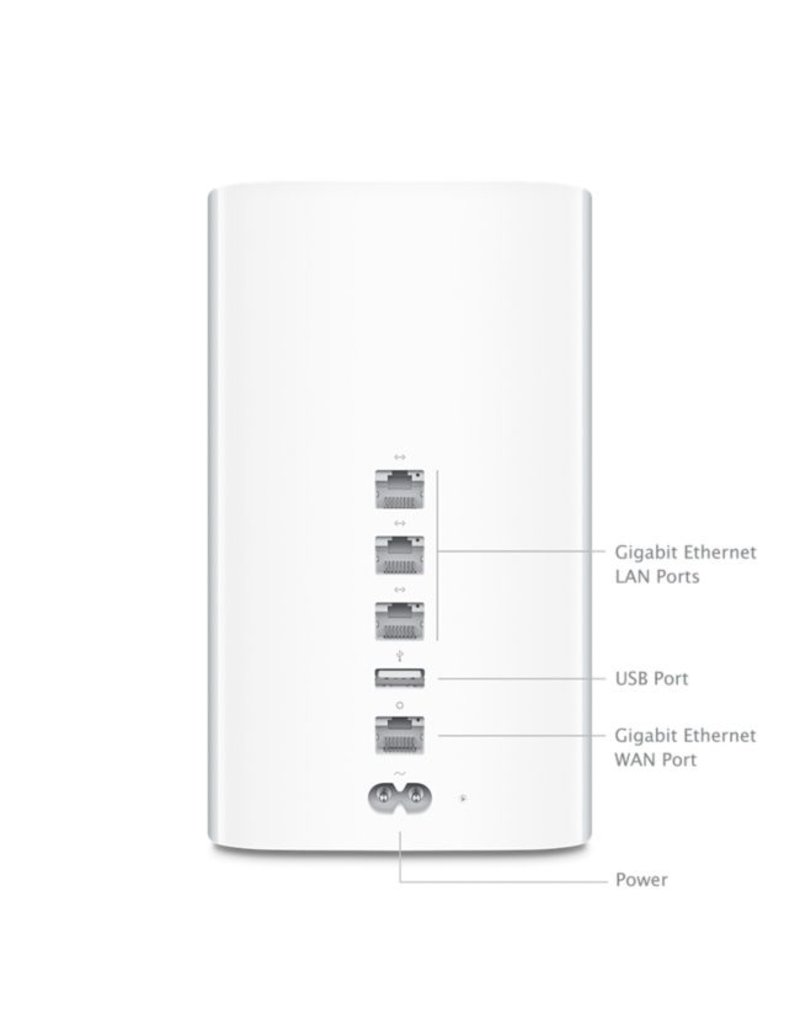 Apple Apple Time Capsule - 3TB