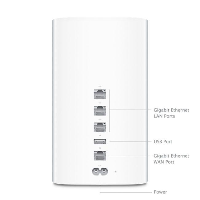 Apple Apple Time Capsule - 2TB