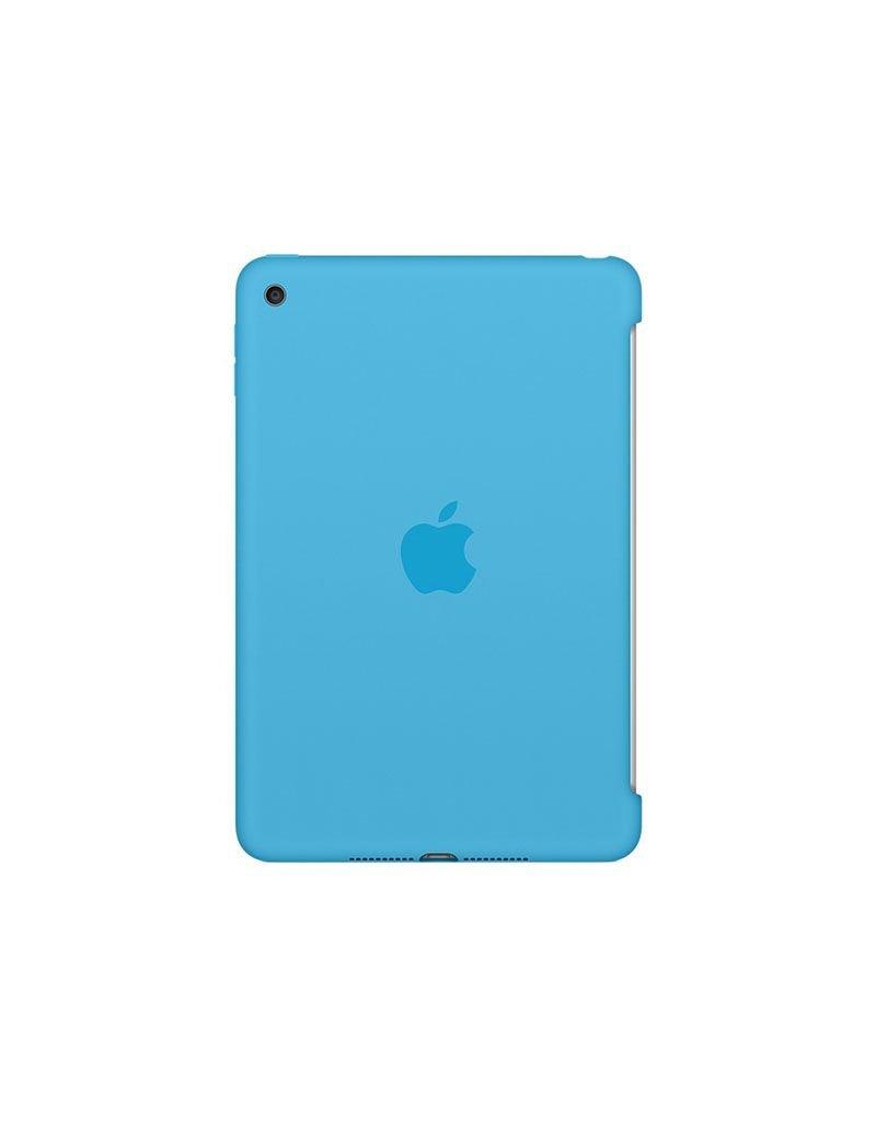 Apple Apple iPad mini 4 Silicone Case - Blue