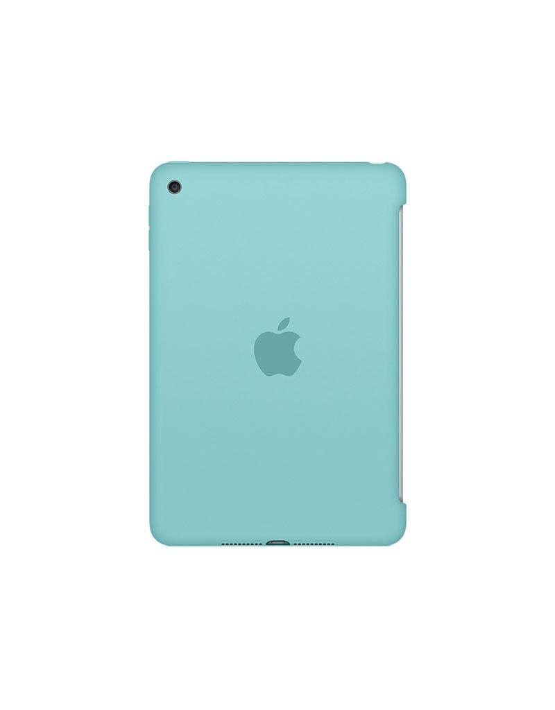 Apple Apple iPad mini 4 Silicone Case - Turquoise