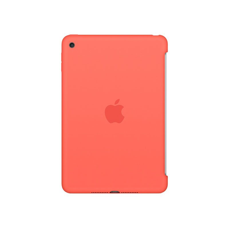 Apple Apple iPad mini 4 Silicone Case - Orange
