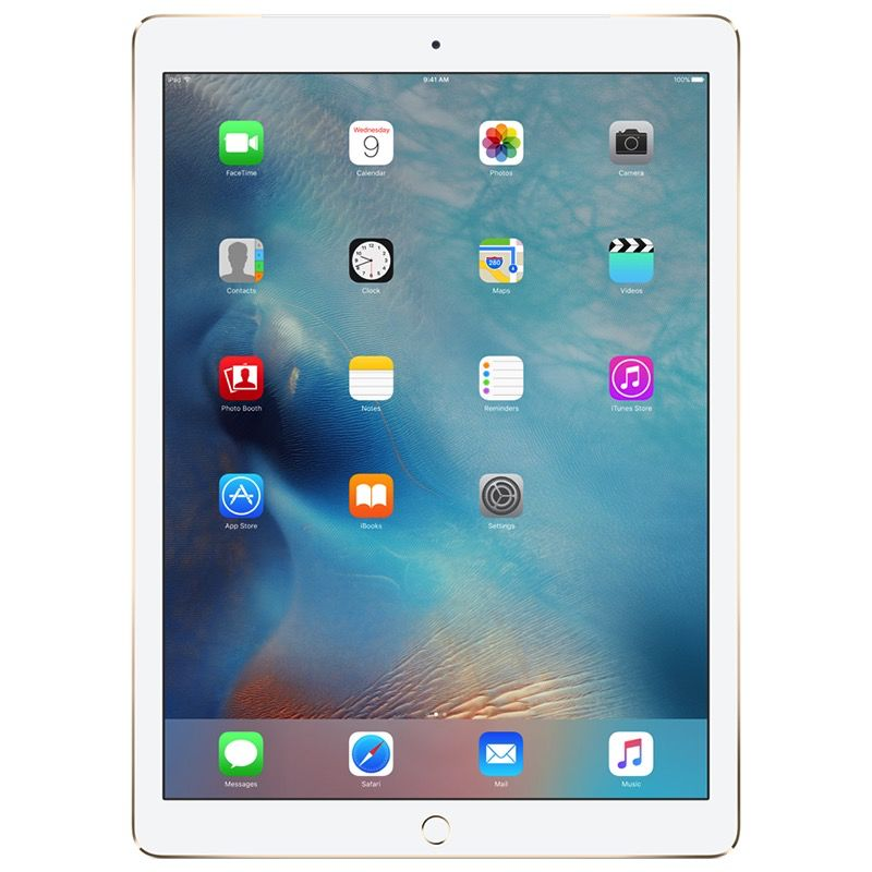 Apple 12.9 inch iPad Pro Wi-Fi + Cellular 128GB Gold