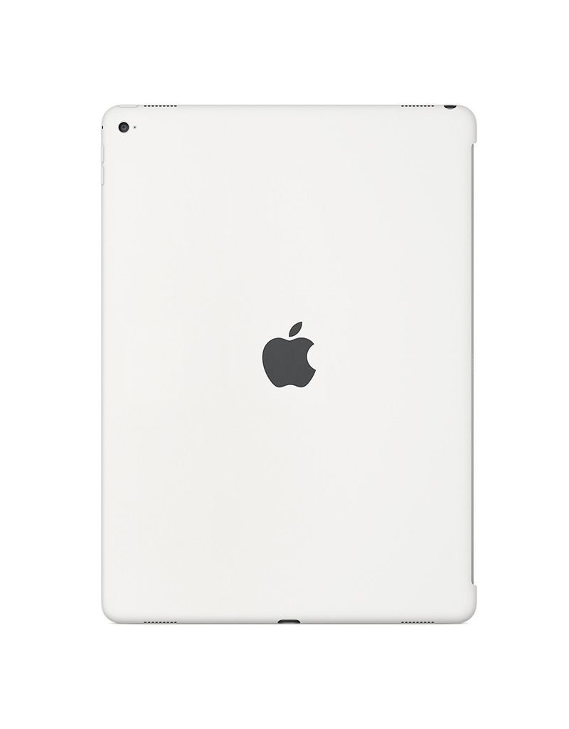 "Apple Apple Silicone Case for 12.9"" iPad Pro - White"