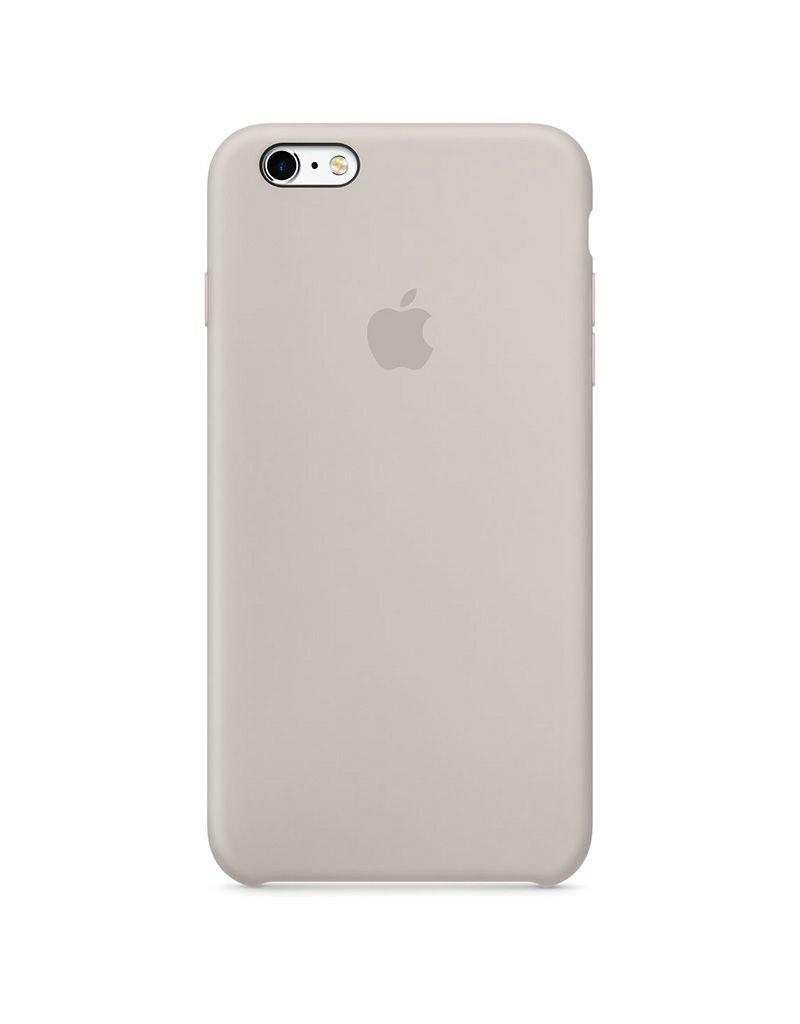 Apple Apple iPhone 6/6s Plus Silicone Case - Stone