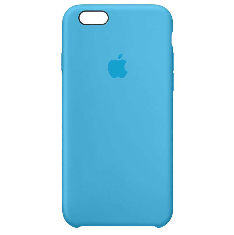 Apple Apple iPhone 6/6s Silicone Case - Blue