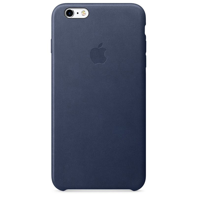 Apple Apple iPhone 6/6s Plus Leather Case - Midnight Blue