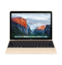 Apple Superseded - MacBook 12in 1.2GHz 512GB - Gold