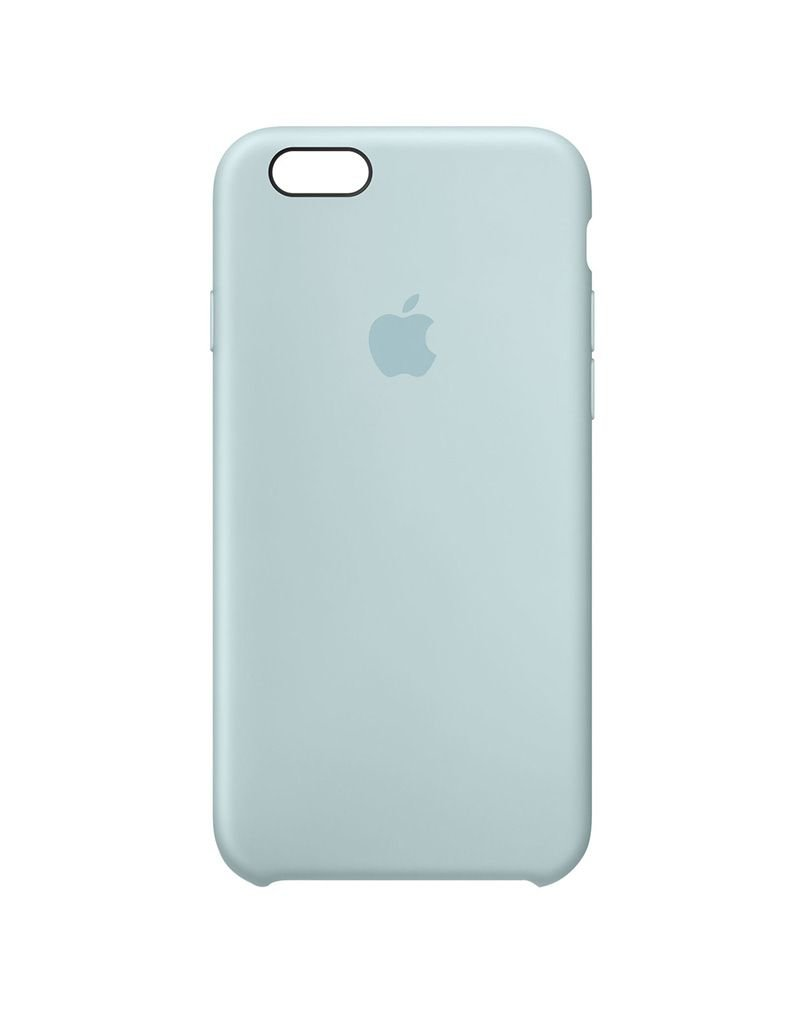 Apple Apple iPhone 6/6s Plus Silicone Case - Turquoise