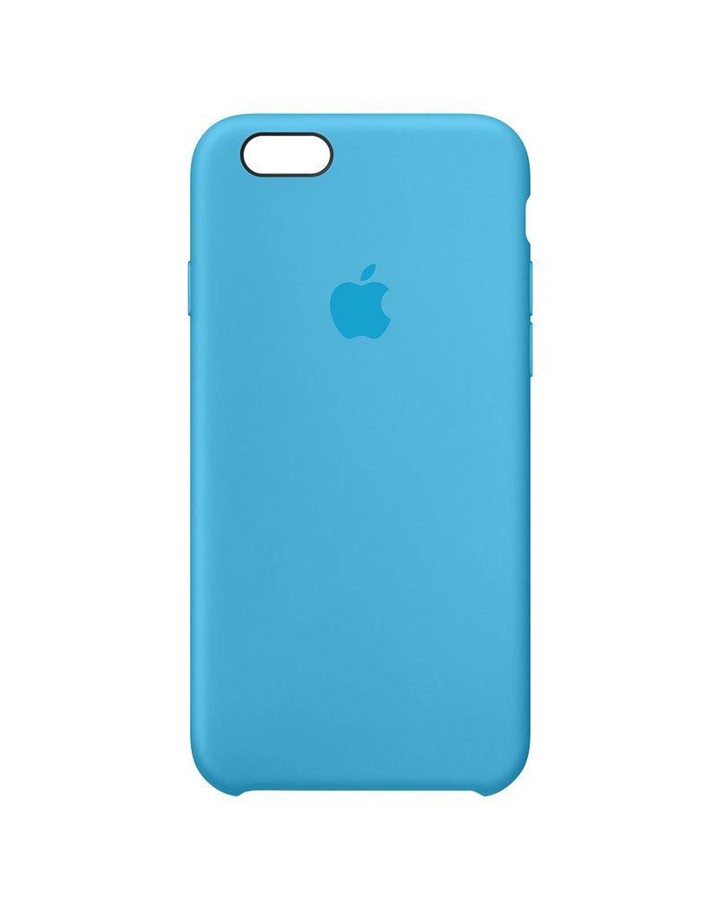 Apple Apple iPhone 6/6s Plus Silicone Case - Blue
