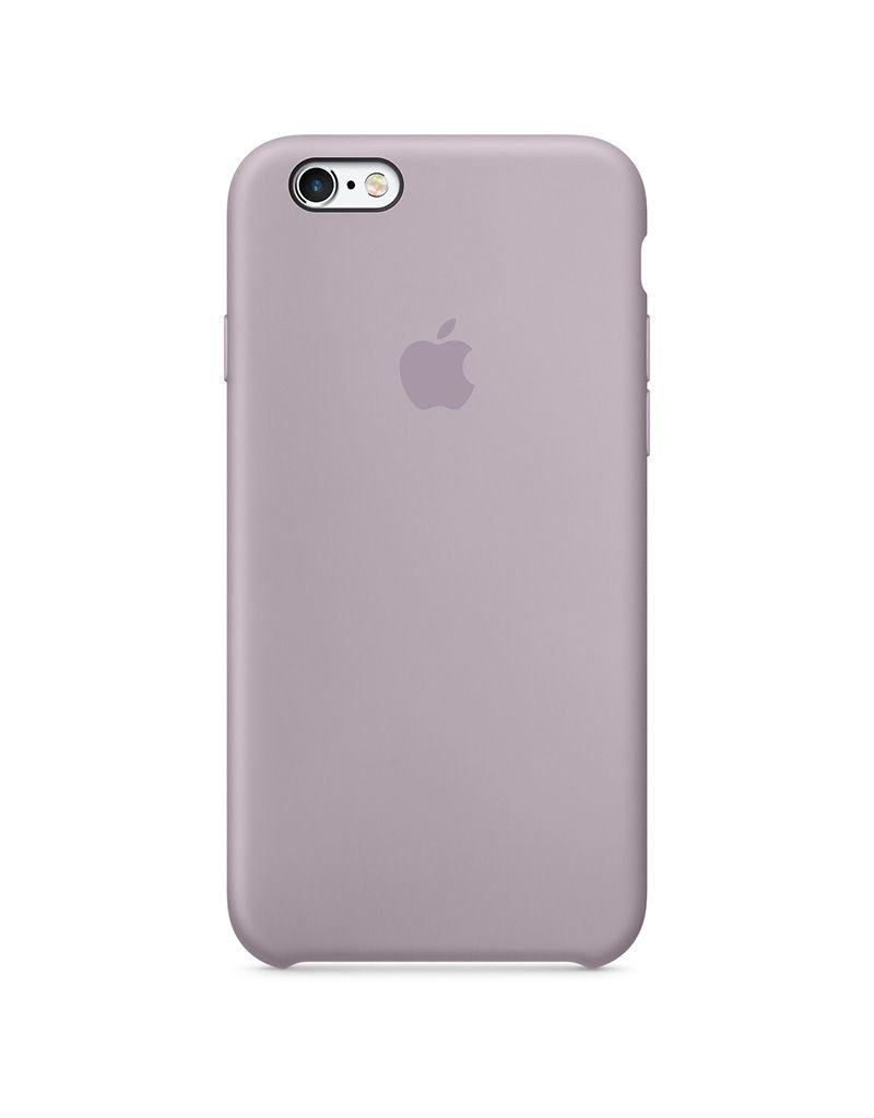 Apple Apple iPhone 6/6s Silicone Case - Lavender