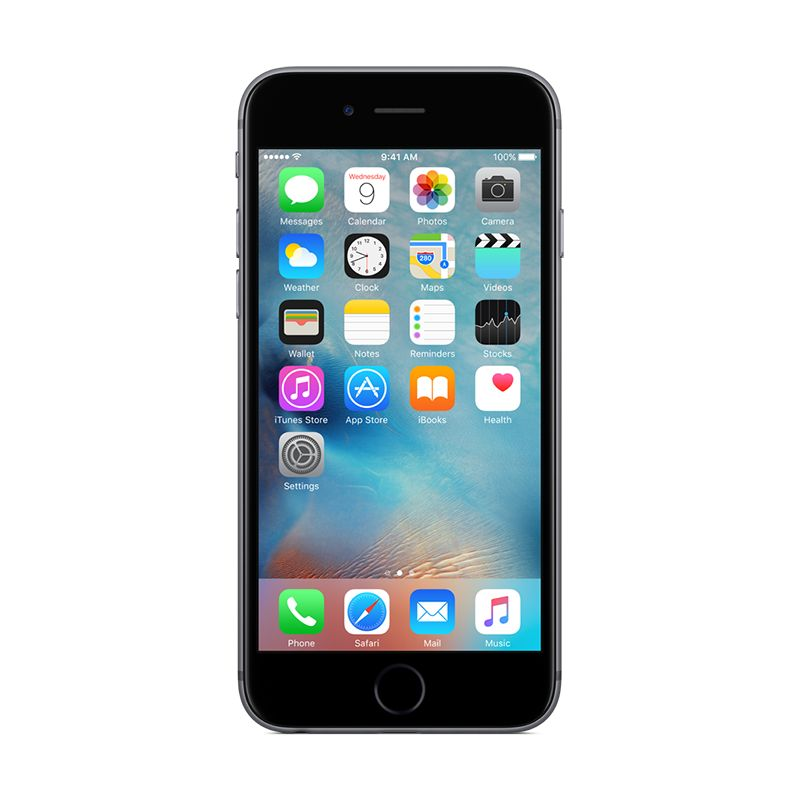 Apple iPhone 6s 128GB Space Grey