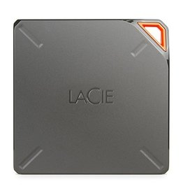 Lacie LaCie 2TB Fuel WiFi/USB3.0 Wireless Storage for iPad, iPhone, or Mac