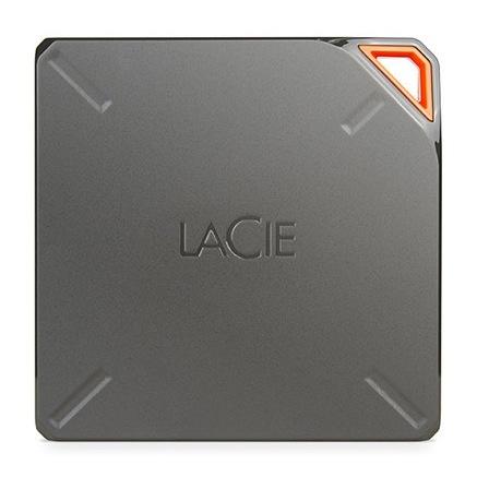 Lacie LaCie 2TB Fuel WiFi/USB3.0 Wireless Storage for iPad, iPhone, or Mac