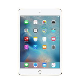 Apple Superseded - iPad mini 4 Wi-Fi + Cellular 16GB - Gold