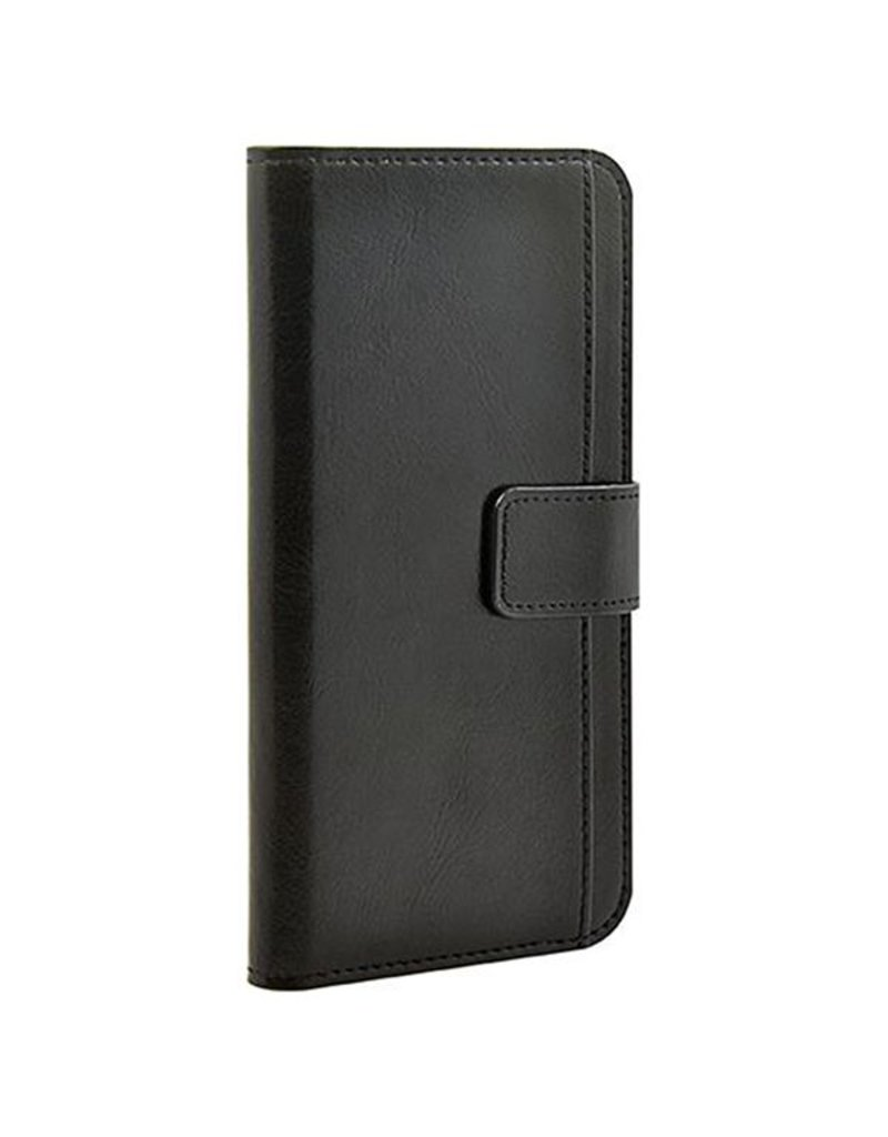 3SIXT 3SIXT Premium Leather Folio Wallet - iPhone 6 Plus - Black