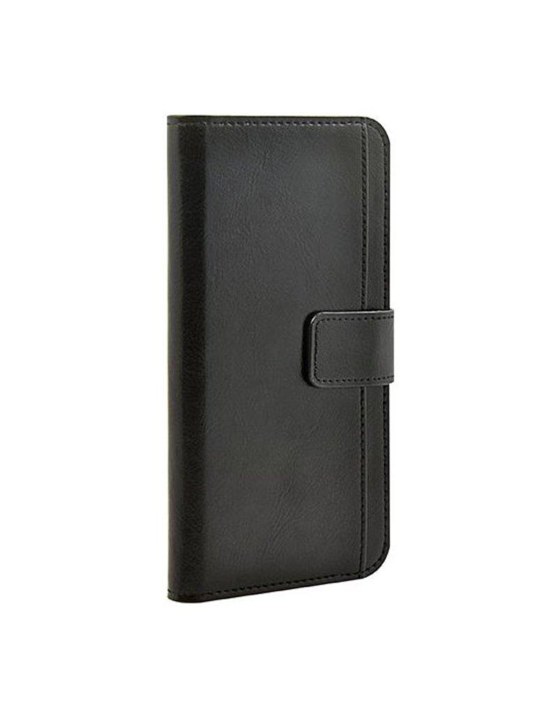 3SIXT 3SIXT Premium Leather Folio Wallet - iPhone 6 - Black