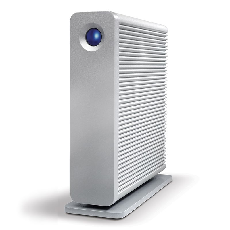 Lacie LaCie 3TB d2 Quadra (USB3.0/USB2.0/FW800/eSATA)