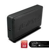 "Astone Astone ISO Gear 3.5"" Value External USB3.0 Hard Drive Enclosure"