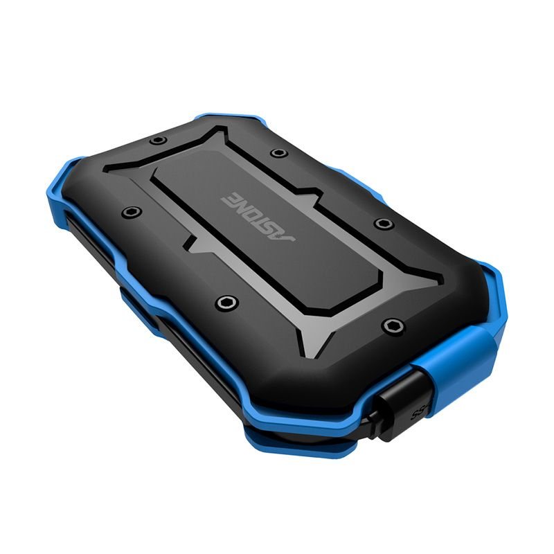 "Astone Astone ISO-2566, 2.5"" U3 case Water Proof"