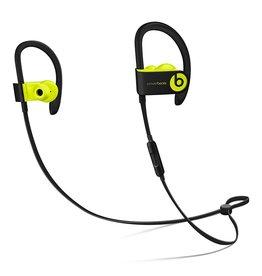 Beats Beats PowerBeats3 Wireless Earphones - Shock Yellow
