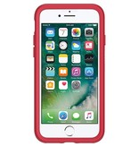 OtterBox Symmetry Case suits iPhone 7 - Flame Red/Race Red
