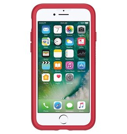 OtterBox Symmetry Case suits iPhone 7/8 - Flame Red/Race Red