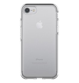 OtterBox Symmetry Clear Case suits iPhone 7/8 - Clear Crystal