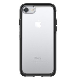 OtterBox Symmetry Clear Case suits iPhone 7/8 - Black Crystal