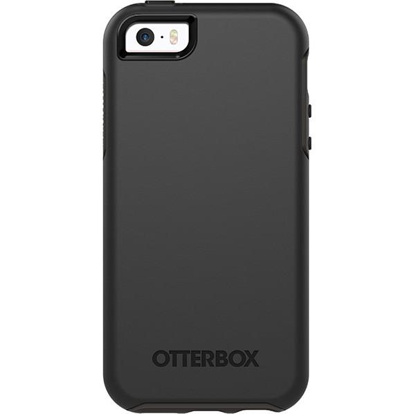 Otterbox OtterBox Symmetry Case suits iPhone 5/5S/SE - Black