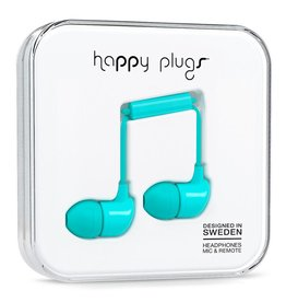 Happy Plugs Happy Plugs In-Ear Turquiose