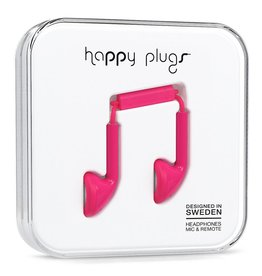 Happy Plugs Happy Plugs Earbud Cerise