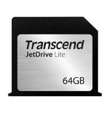 "Transcend Transcend 64GB JetDriveLite 130 for MacBook Air 13"" (Late 2010 - Early 2015)"