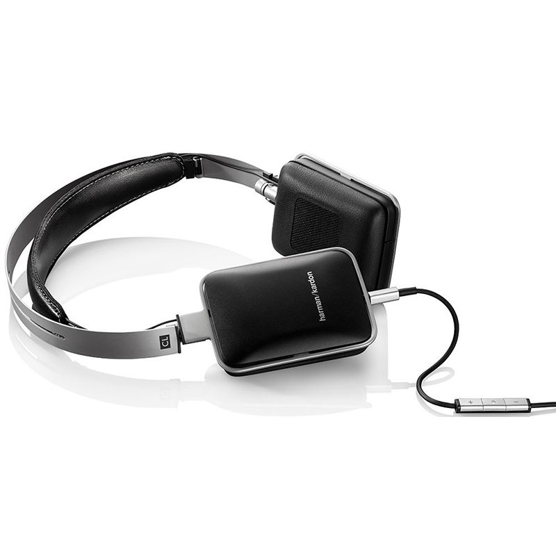 Harman Kardon Harman Kardon ON - CL corded headphones for iOS