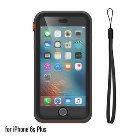 Catalyst Catalyst Waterproof case for iPhone 6 Plus/6s Plus Rescue Ranger (Grey/Orange)