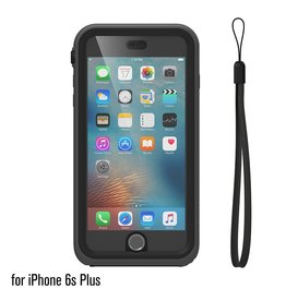Catalyst Catalyst Waterproof case for iPhone 6 Plus/6s Plus Stealth Black (Black/Space Grey)