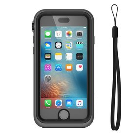 Catalyst Catalyst Waterproof case for iPhone 6/6s Stealth Black (Black/Space Grey)