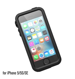 Catalyst Catalyst Waterproof case for iPhone 5/5s/SE Stealth Black