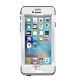 Lifeproof LifeProof Nuud Case suits iPhone 6S - Avalanche White