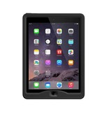 Lifeproof LifeProof Nuud case suits iPad Air 2 - Black/Black